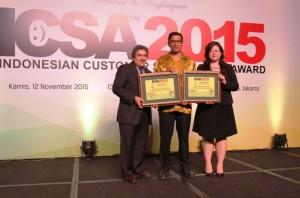 penghargaan ICSA 2015