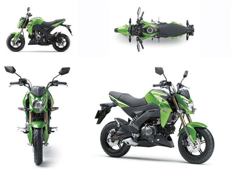 Kawasaki Z125 Pro