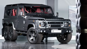 Defender 6.2 430 BHP - Flyinh Huntsman 6X6