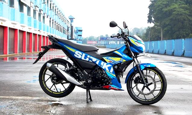 All New Satria F150