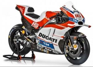 Ducati Desmo16 GP