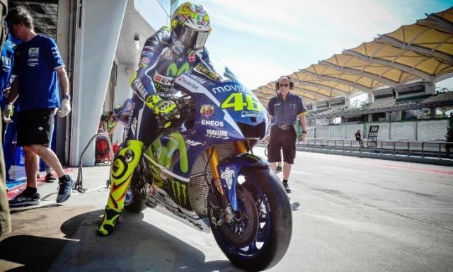 Valentino Rossi, Pebalap Movistar Yamaha MotoGP rider