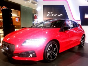 New Honda CR-Z