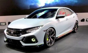 Prototipe All New Honda Civic Hatchback -otobandung