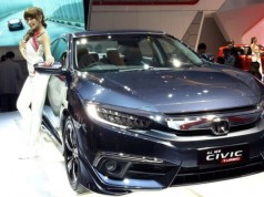 All New Honda Civic Turbo