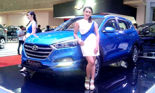 Hyundai All New Tucson di IIMS 2016