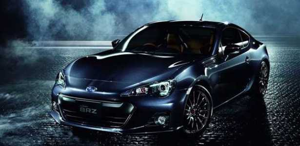 Subaru BRZ 2017 Interior