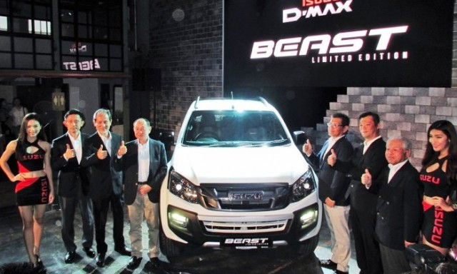 Isuzu D-max The Beast