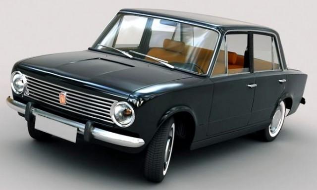FIAT 124 Klasik