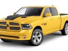Ram 1500 Stinger Yellow Sport