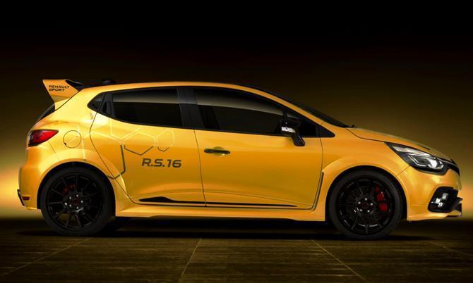 Clio RS 16 Concept 1 -