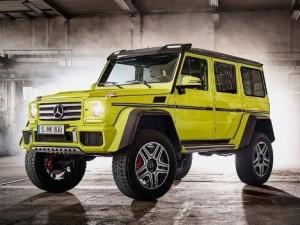 Mercedes Benz G550 4x4 3 -
