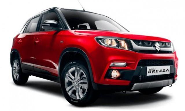 Suzuki Vitara Breeza