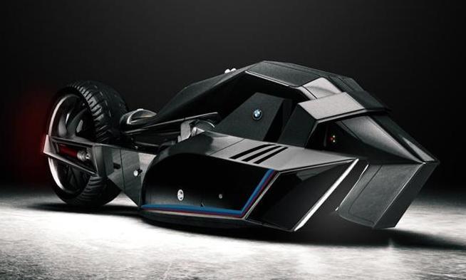 BMW Titan Batman konsep3 -