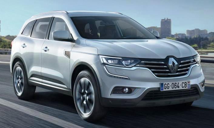 Renault Koleos -
