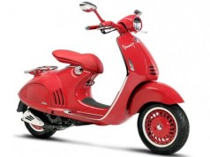 Vespa RED Edition