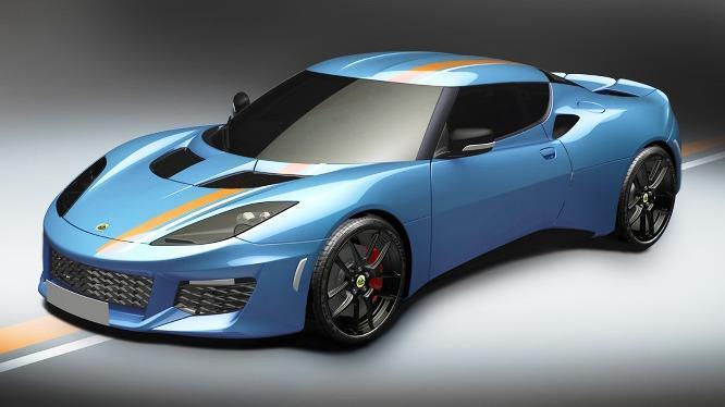Lotus Evora 400 Exclusive