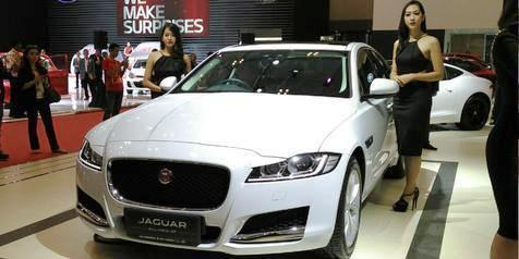 Jaguar XF GIIAS 2016 -