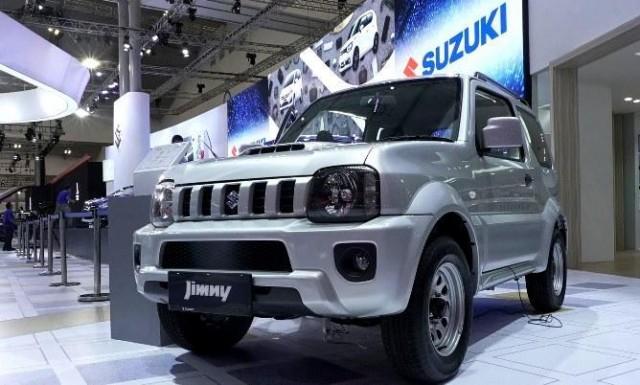 Suzuki Jimny Wide di GIIAS 2016