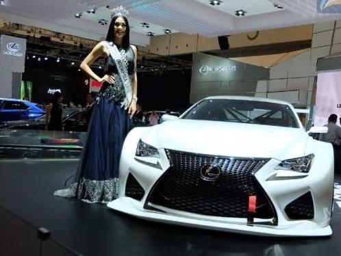 Lexus LC-FC Concept -