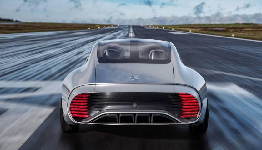 Mercedes -4 EV -
