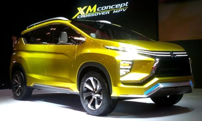 Mitsubishi XM Concept -