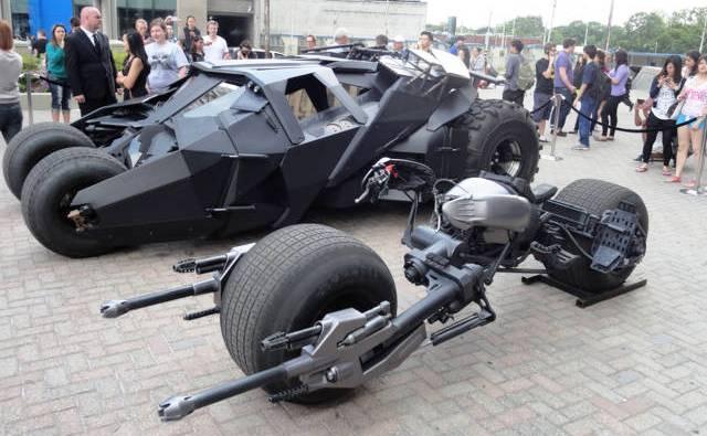 The Batpod 2 -