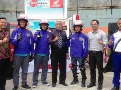 Sekolah Binaan Safety Riding -