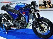 GSX-R150 Cafe Racer