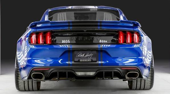 Shelby Widebody Super Snake Concept 2 -