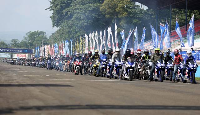 Yamaha Sunday Race Seri 2-