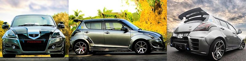 modifikasi-suzuki-swift-the-punisher-7